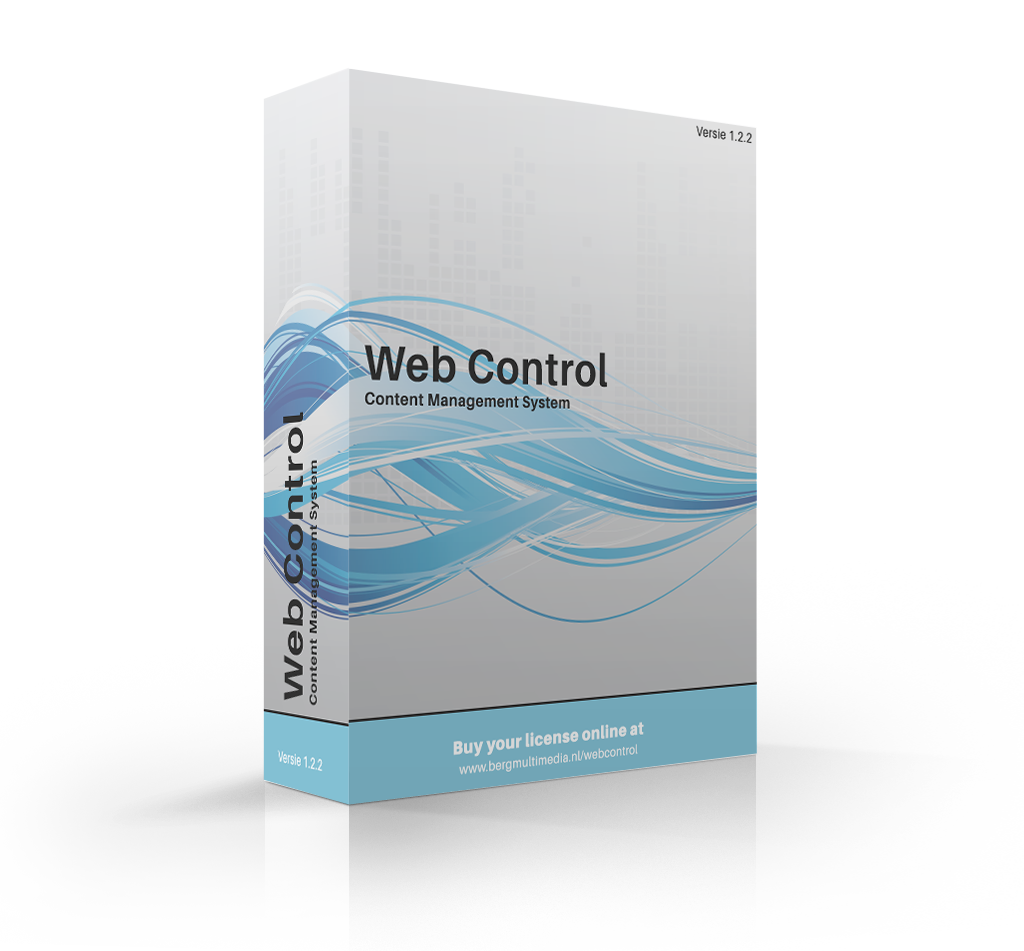 Software pack (Web Control)